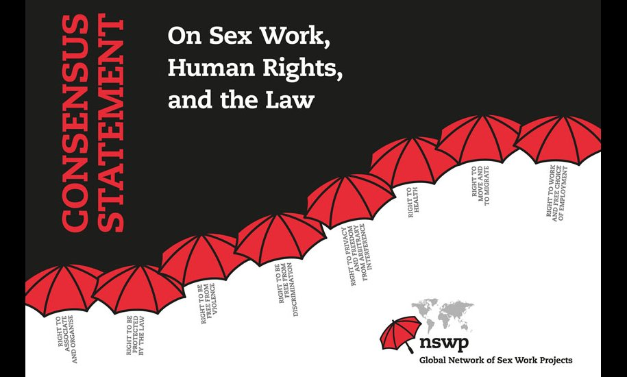 Network of sex work projects