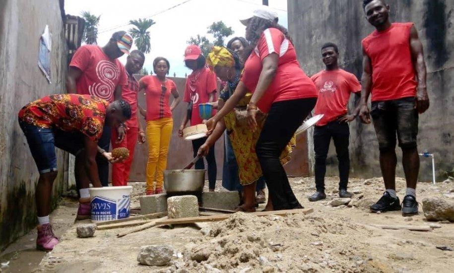 Members of Alcondoms Cameroun