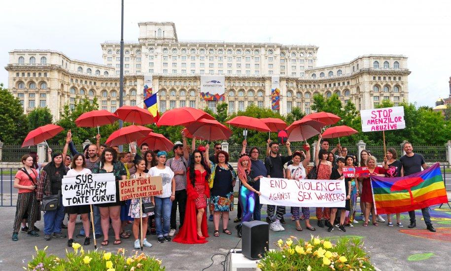 SexWorkCall Romania 2nd June 2019