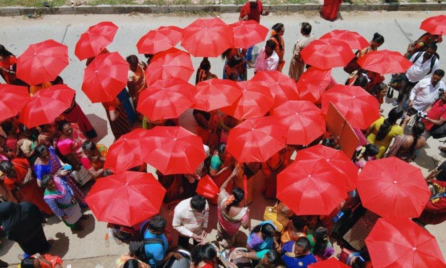 Ashodaya Mandya Sex Worker Pride march