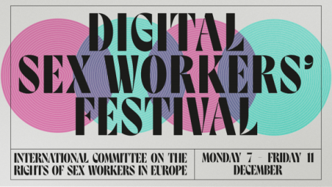 Digital Sex Worker Rights Festival Flyer