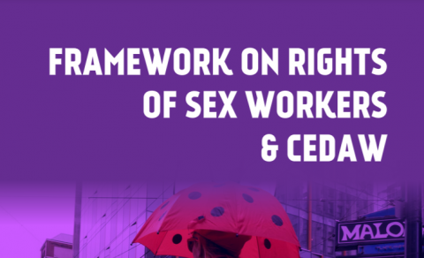 Framework on the rights of sex workers