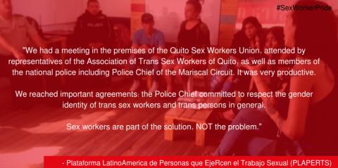 PLAPERTS Sex Worker Pride