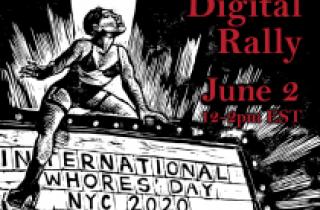 Flyer for IWD Digital Rally